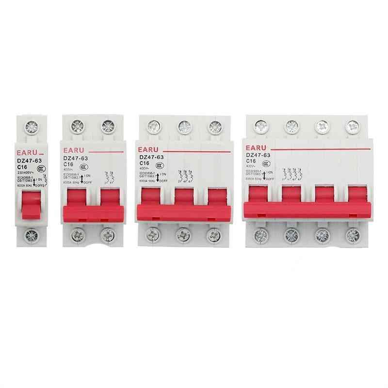 C Type Mini Circuit Breaker /mcb