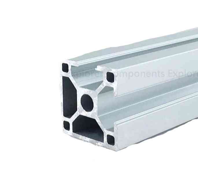 Arbitrary Cutting 1000mm, 3030 Two Edges Aluminum Extrusion Profile