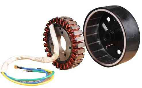 Volt Stator And Rotor Kit For Dc Generator