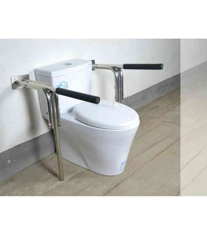 Professional Toilet Anti-skid Folding Handrail, For Elderly, And Pregnant