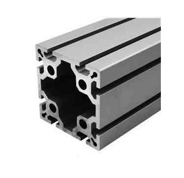 1pcs  L1000mm, 100x100 Aluminium Profile Frame