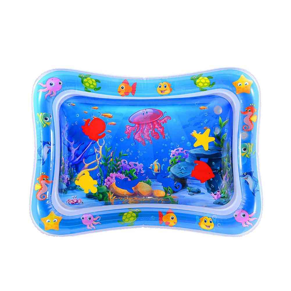 18 Designs - Inflatable Playmat For Infant, Tummy Time Fun Activity
