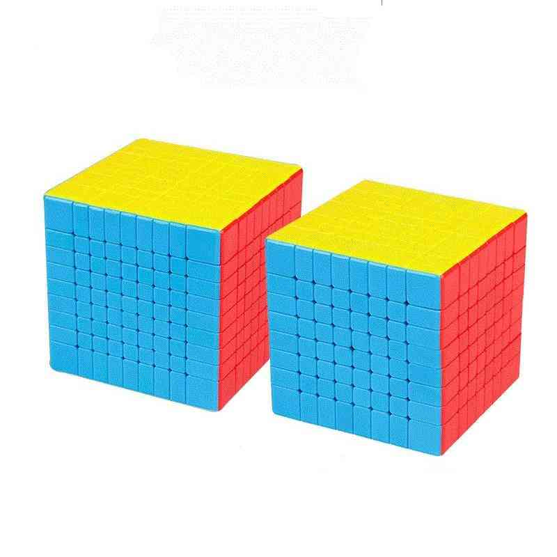 7x7/9x9/8x8-magnetic Speed Profissional Puzzle Cube