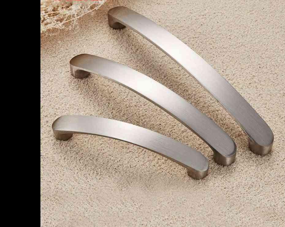 Cabinet Handles Knobs, Aluminum Alloy Door Pulls Drawer