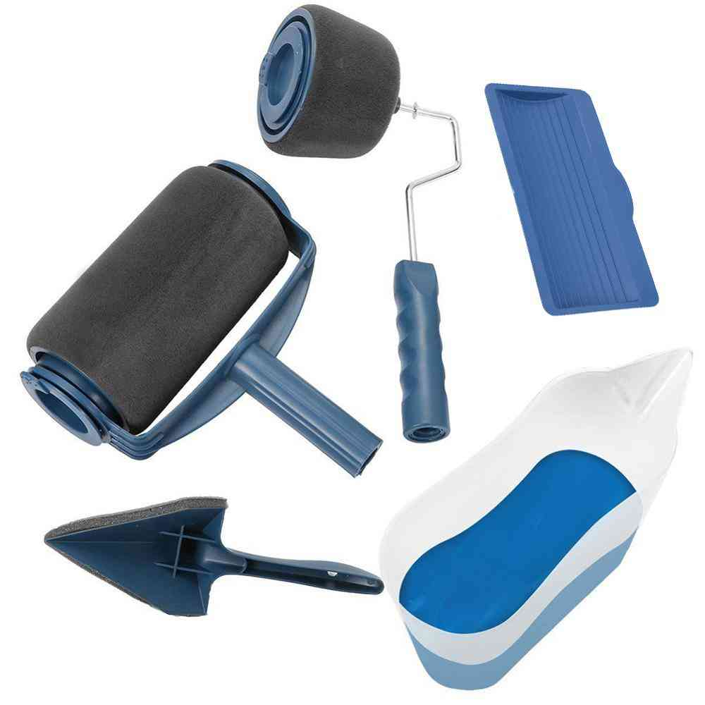 5pc Wall Painting Tool Set