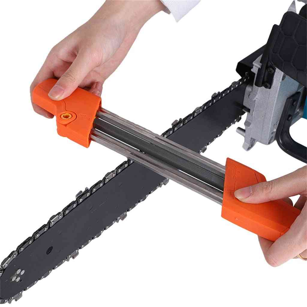 2 In 1 Chainsaw Sharpener, Grinding & Bearing Steel Power Tools