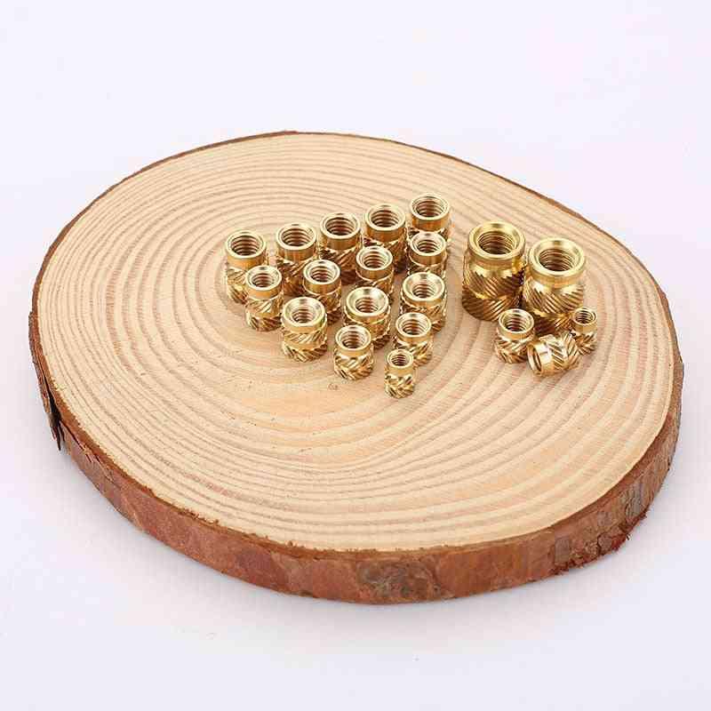 Sl-type, Brass Hot Melt Thread Insert Nuts