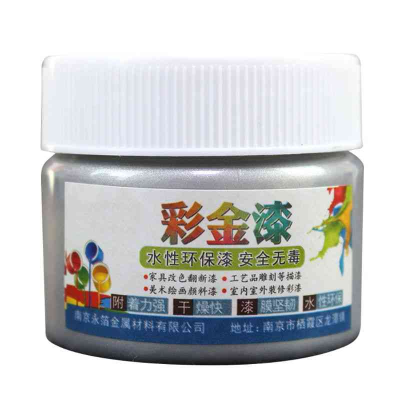 Paint Wood Metal Lacquer Varnish Water-based 100g For Ceramics Furniture