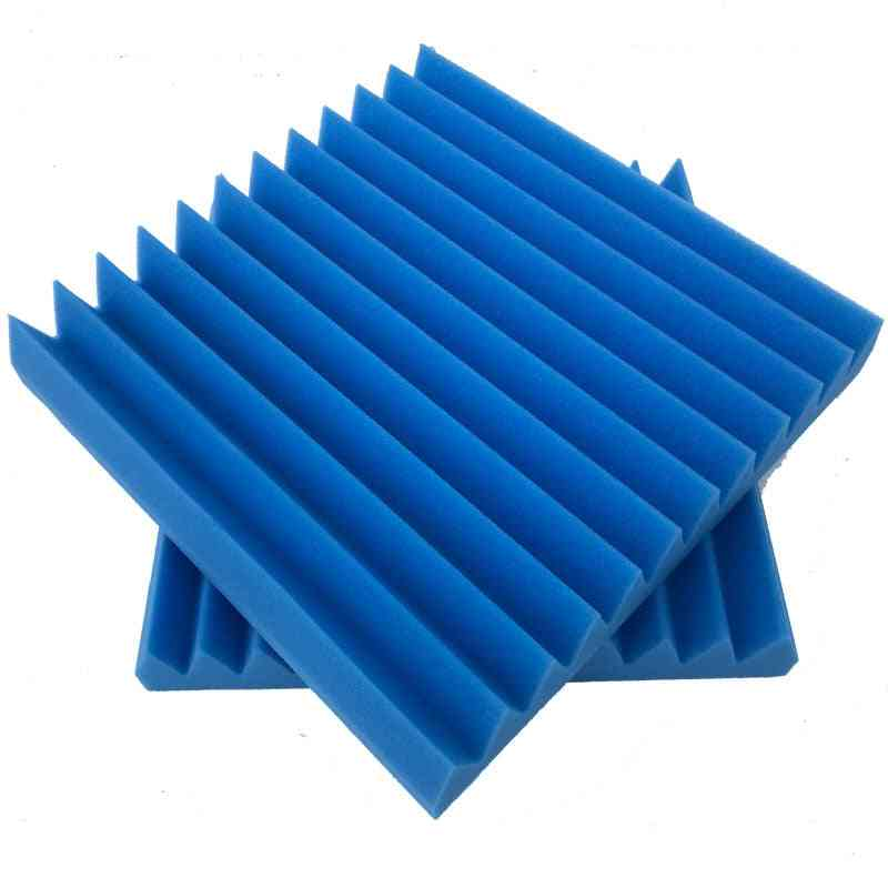 Fireproof, Flake Wedge Shaped- Acoustic Foam, Soundproof Panels