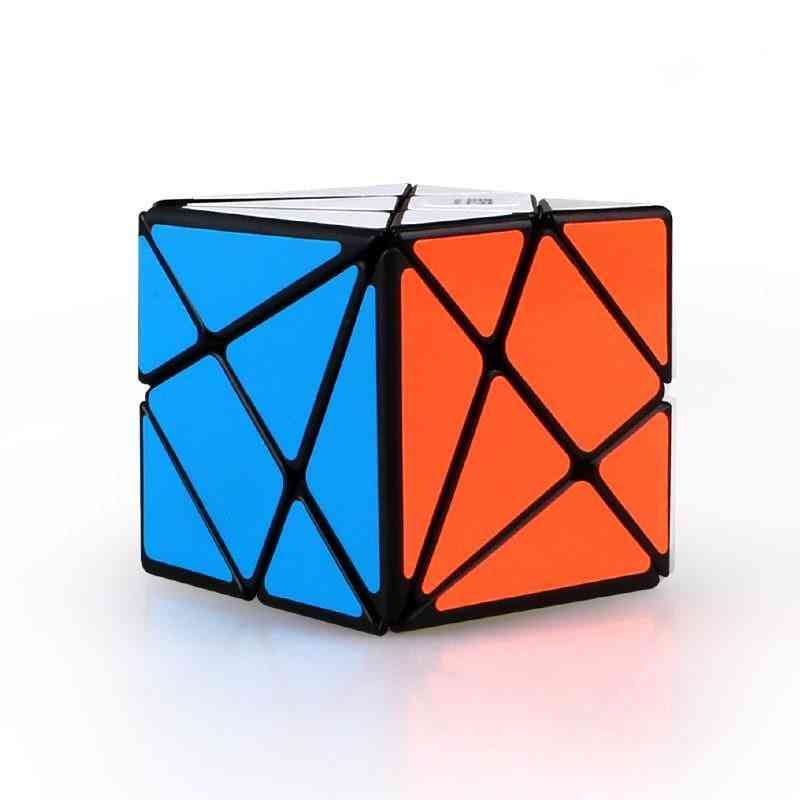 Speed Axis Cube With Frosted Sticker