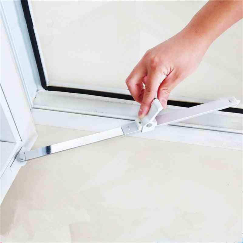 Wind Brace, Steel Window Wind Brace Retractable Wind Support Limiter Angle Controller
