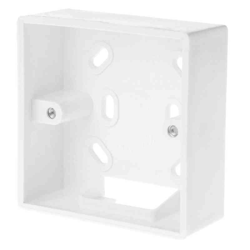 Wall Mounted Junction Box, For Thermostat Temperature Controller