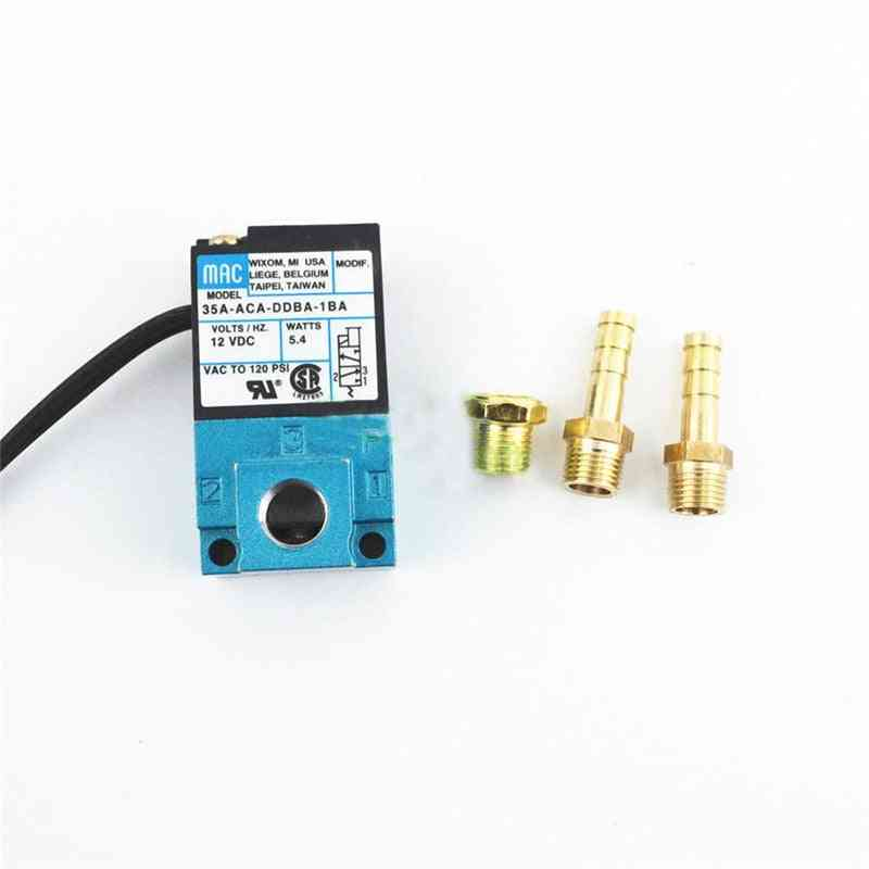 3 Port Electronic Boost Control Valve