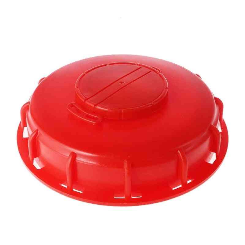 Breath Design Cap For 275-330 Gallon Plastic Totes, Bulk Storage Containers & Spray Tanks