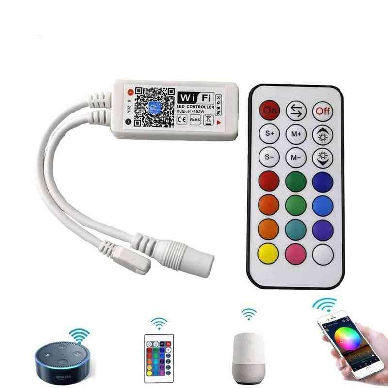 Magic 5v~24v Rgb Wifi Led Controller 12v For Led Strip