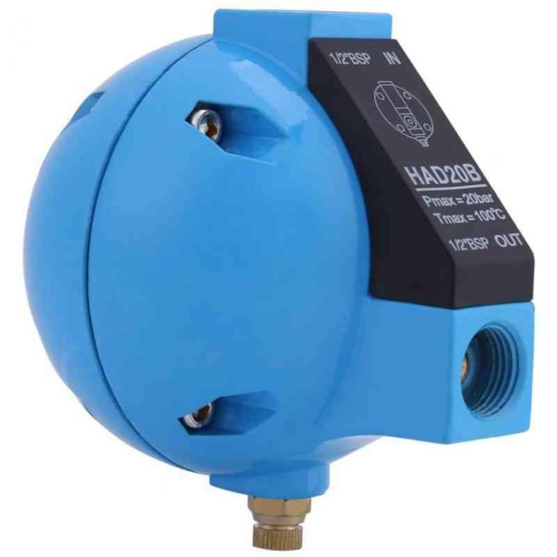 Had20b Spherical Drain Valve- Automatic Drain Filter Air Compressor