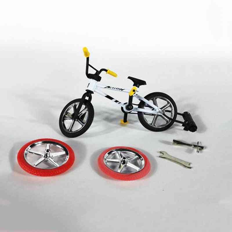 Cute Mini Finger Mountain Bike Bicycle Toy