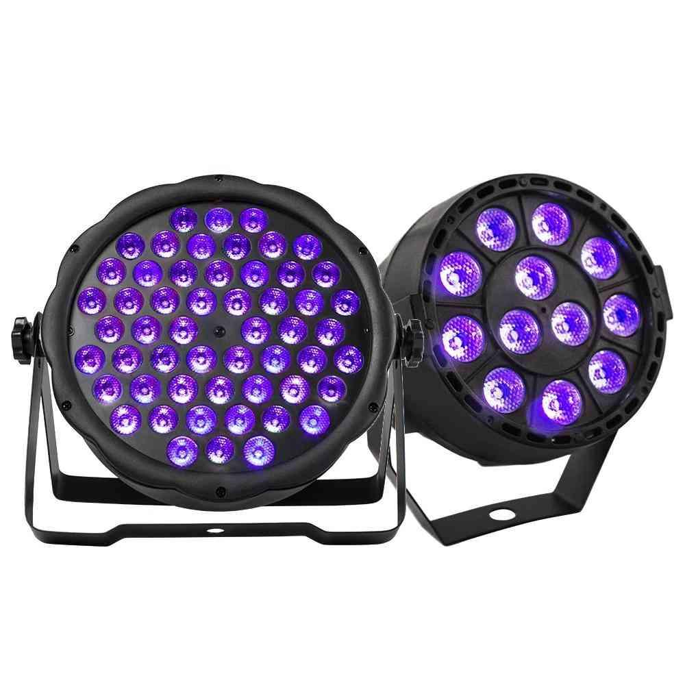 54x3w Dj Par Ultraviolet Wash Disco Light
