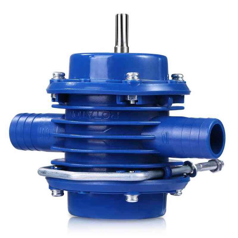 Mini Heavy Duty Self-priming Hand Electric Drill Water Pump