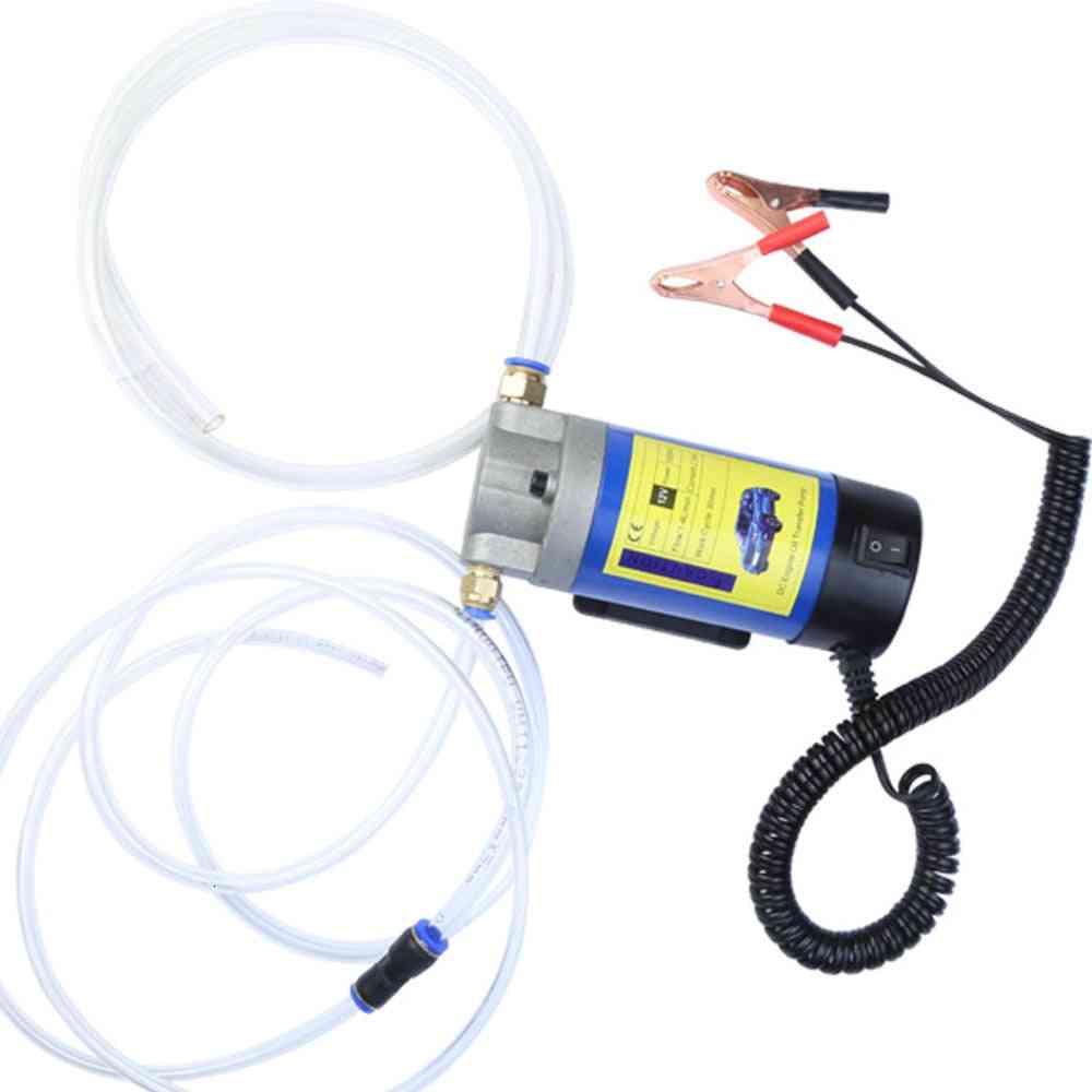 12v Electric Scavenge Suction Transfer Change Pump