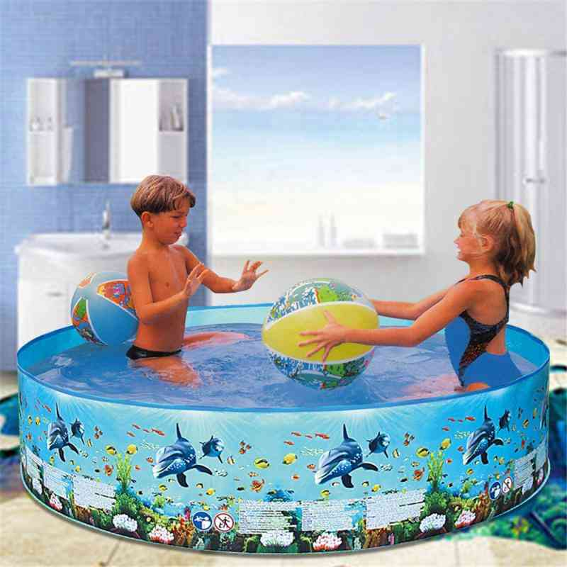 Inflatable Round Indoor Swimming Pool
