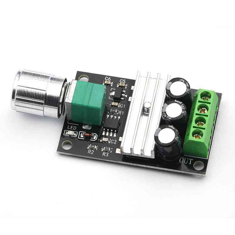 80w Pwm Dc Motor Speed Controller With Potentiometer Switch