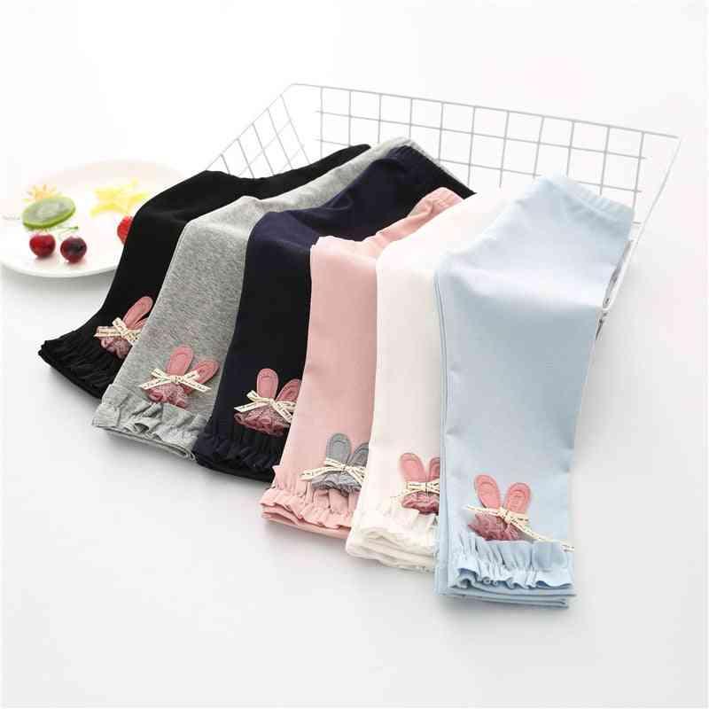 Autumn Winter Cotton-elastic Knitted Leggings