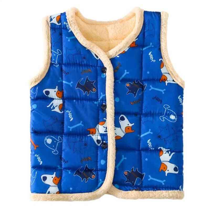 Baby Vest, Winter Warm Jackets