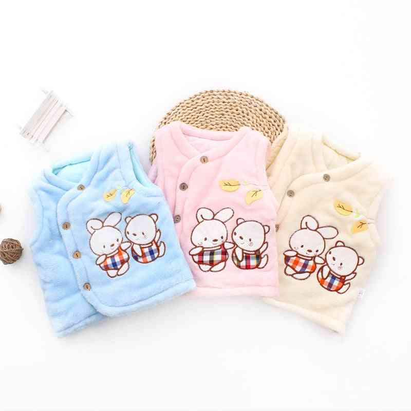 Newborn Baby Vest Waistcoat Jackets For /