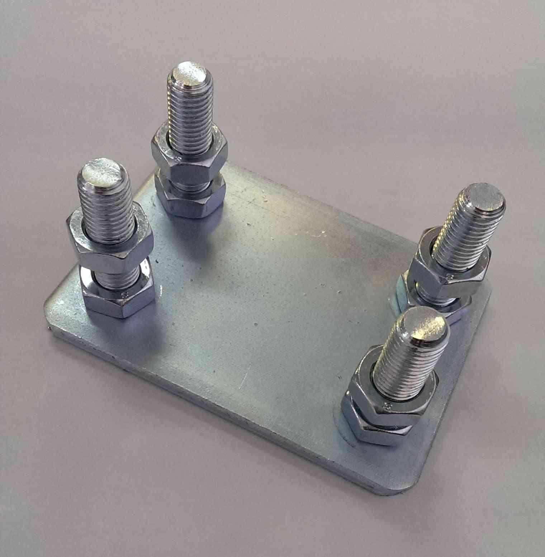 Sliding Gate Pad Adjustable For Kit 3