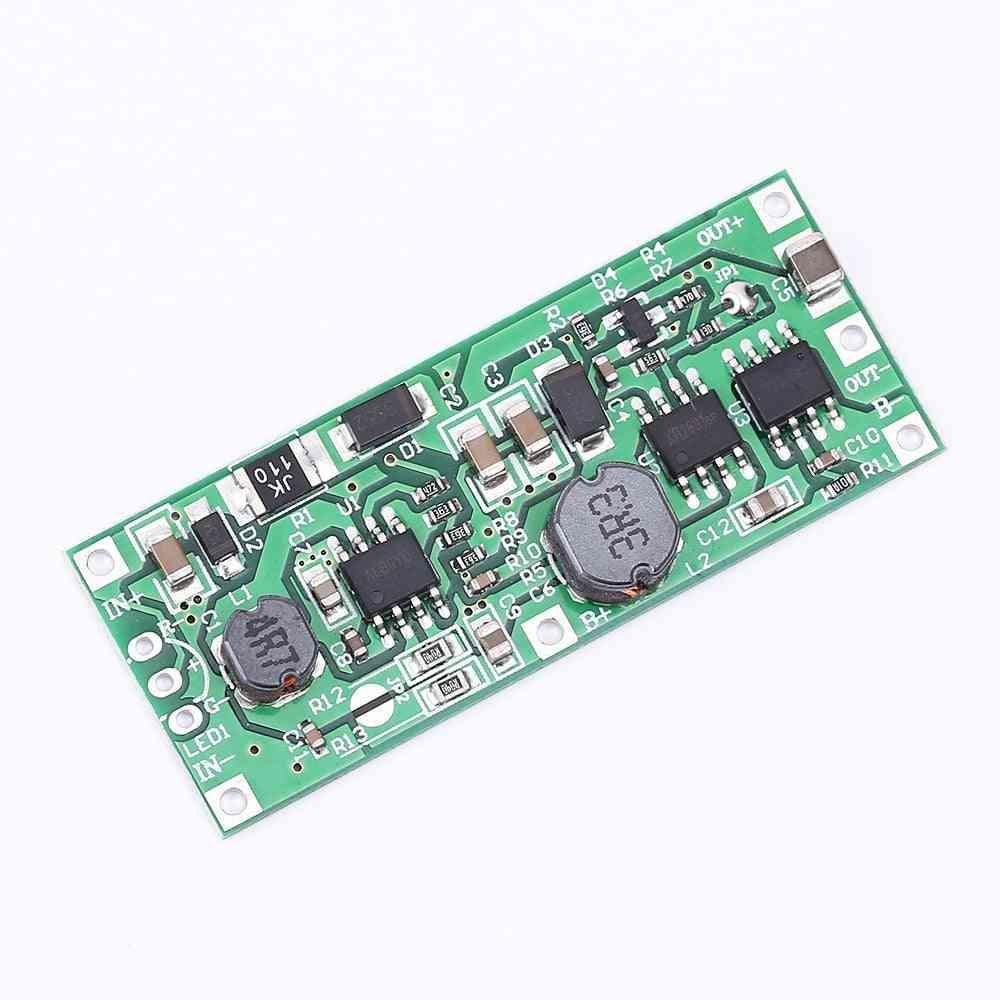Dc5v-12v To 12v 18650 Lithium Battery/ Ups Voltage Converter Module