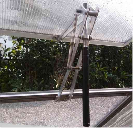 2 Pcs Double Spring, Automatic Vent Opener For Solar Greenhouse