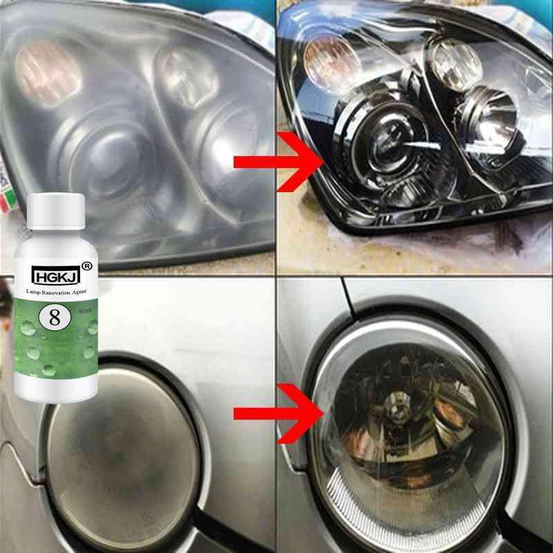 Diy Car Headlamp Polishing, Anti-scratch Restorstion Agent