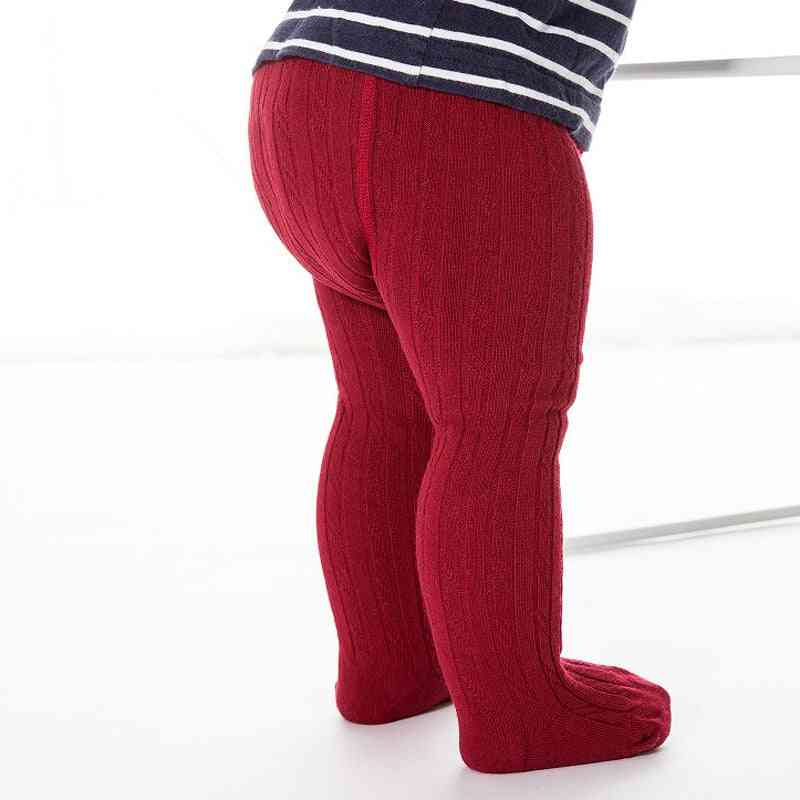 11 Style Baby Tights-  Solid Stocking