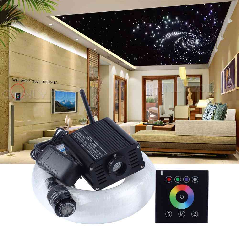 16w Rgbw Led Light Engine With 2.4g  Wireless Wall Switch Touch Controller And Power Adapter