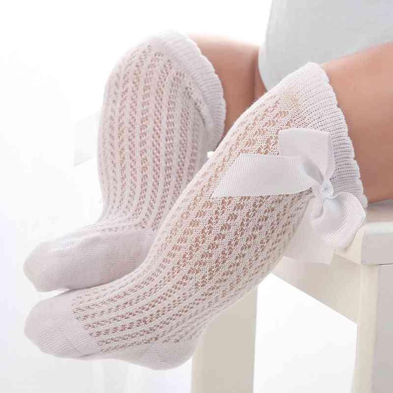 Princess Cute Baby Socks Knee -high Spanish Style