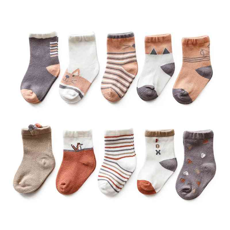 Infant Socks Cotton Mesh Cute - Newborn Casual Sock Toddler Accessories