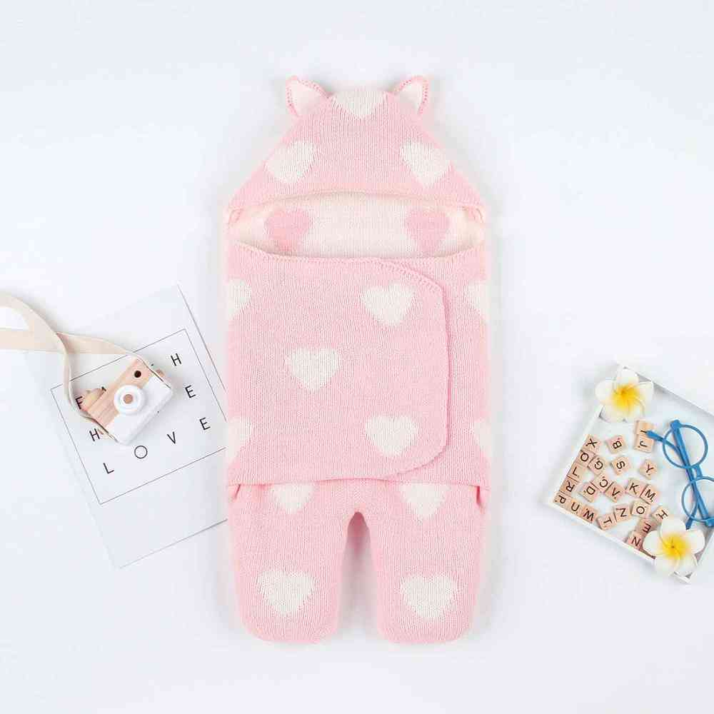 Hospital Discharge - Autumn / Winter Knitted Sleepsacks For Baby