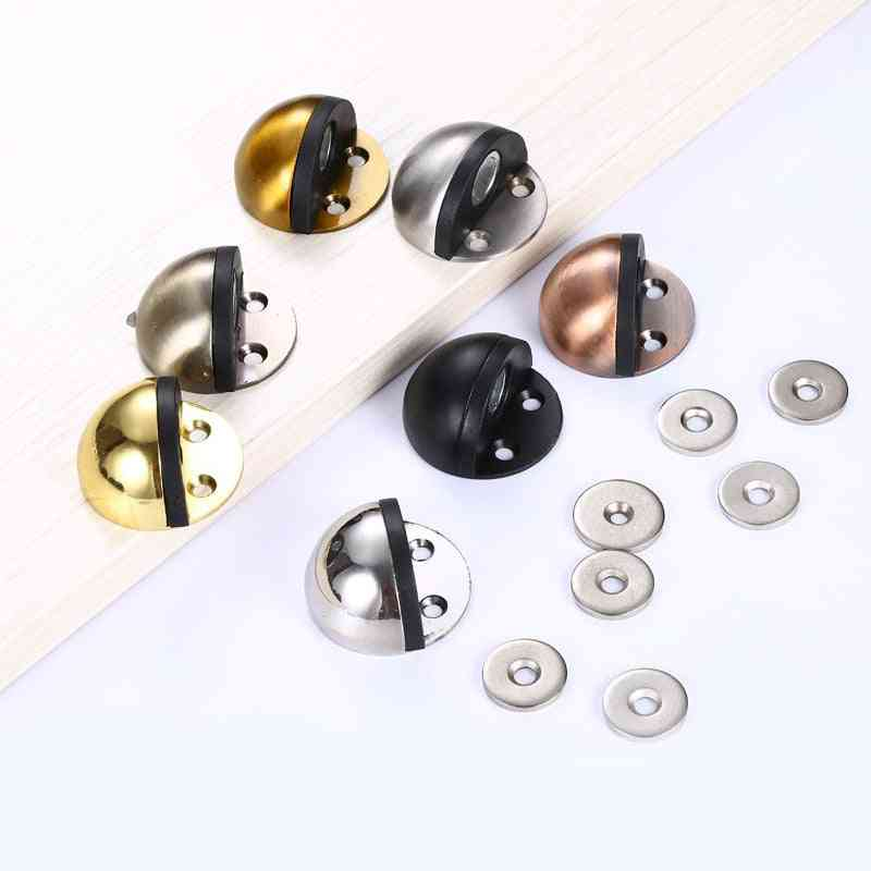 Stainless Steel Magnet Door Stops,  Anti-collision Tool