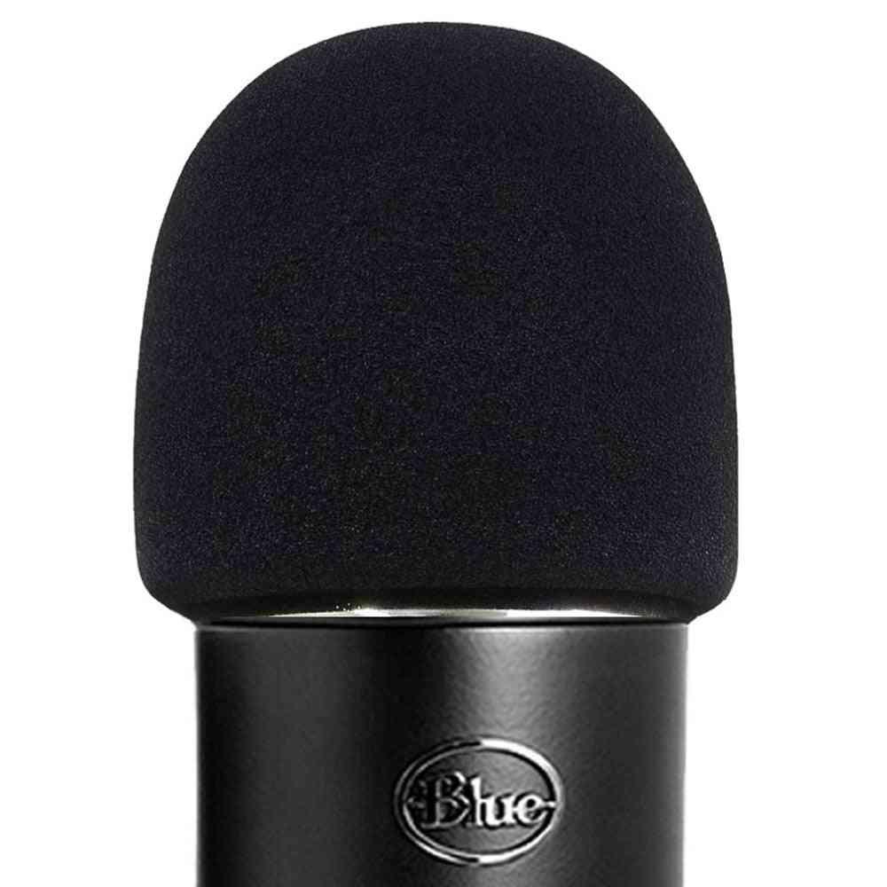 Microphone Foam Windscreens & Sponge