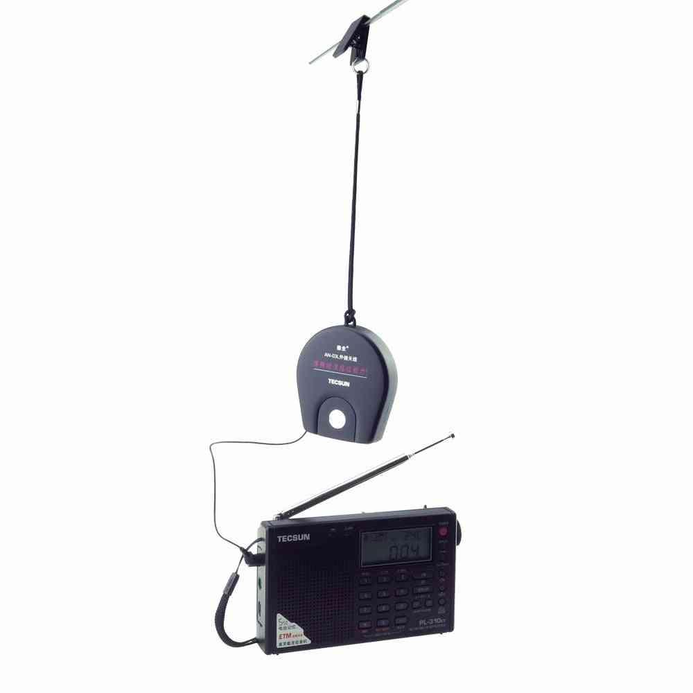 Tecsun An-05/03l  External Antenna For Radio Receiver