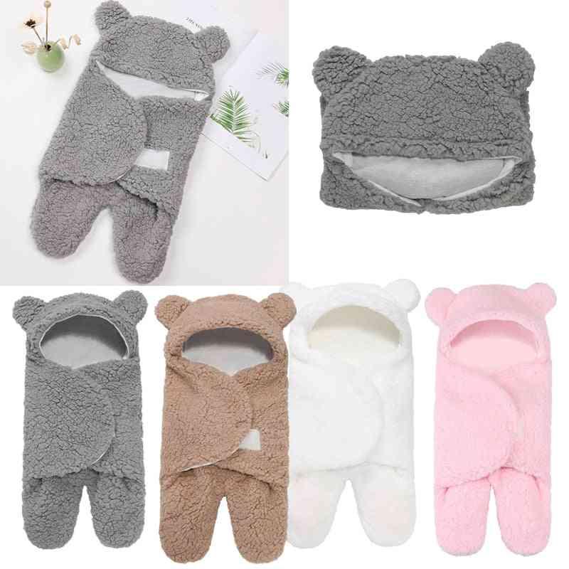 Newborn  Blanket -wrap Toddler Sleeping Bag Envelope