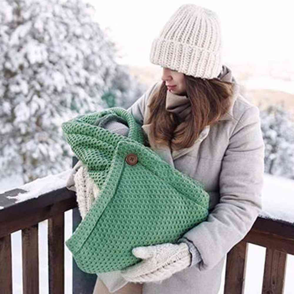 Baby Sleeping Bags, Newborn Swaddle Wrap Sack
