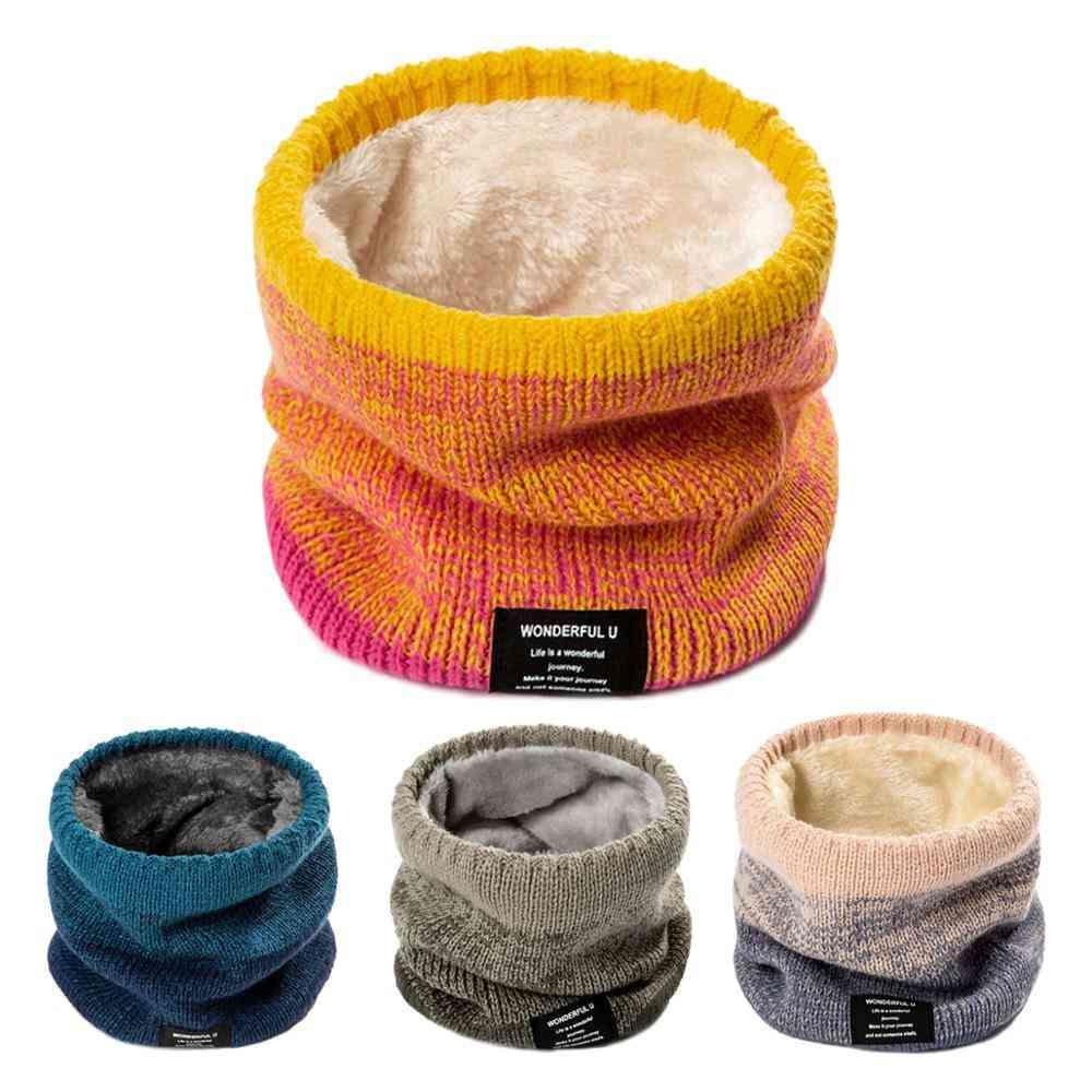 Warm Women O Ring Plus Velvet Solid