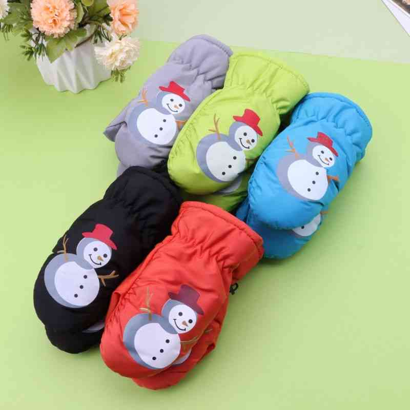 Waterproof, Windproof Non-slip Warm Gloves