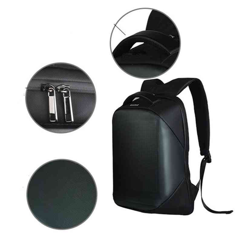 Third Generation Led Display Backpack, Smart Wifi Version