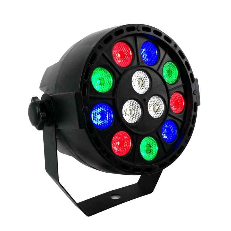 12x3w Professional Led Stage Lights - Effect Dmx512 Master Slave