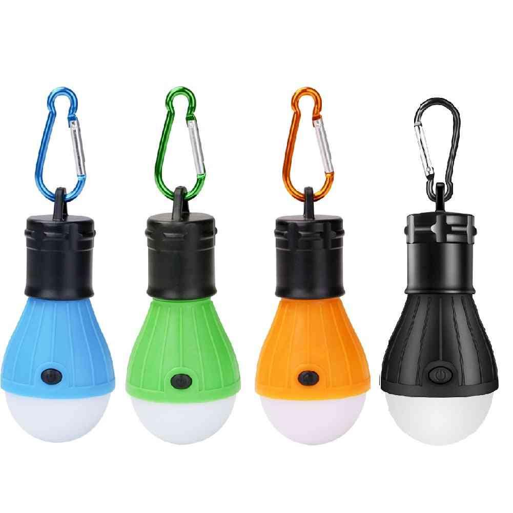 Portable Hand Held Hanging Lantern- 3 Lightening Modes, Waterproof Emergency Lamp