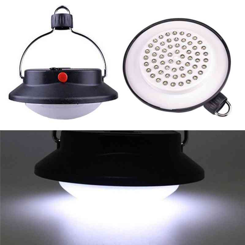 Outdoor Camping Led Portable Tent Hanging Hiking Umbrella Lantern Light For Aaa/18650