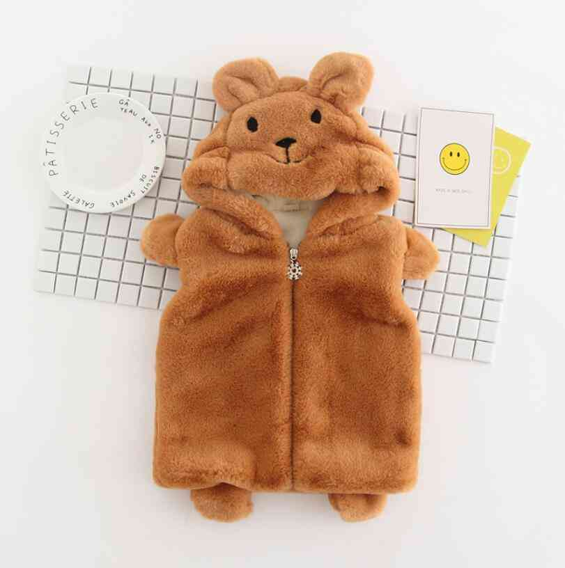 Warm Spring/winter Fleece Vest For Babies